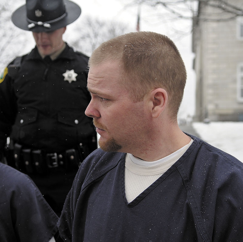 James A. Bickford, seen here in January, was sentenced to 15 years in prison on Monday.