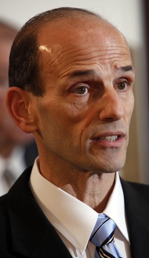 Former Gov. John Baldacci
