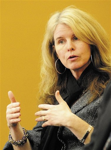 Maine Department of Health and Human Services Mary Mayhew: