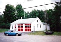 Fayette fire station