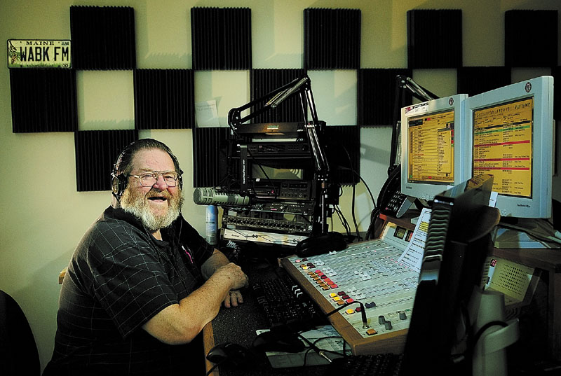 Staff file photo by Joe Phelan Radio personality Don Brown.