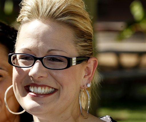 Arizona state Sen. Kyrsten Sinema is running for a seat in the U.S. House.