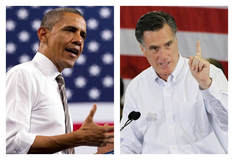 President Obama and Republican Mitt Romney will square off in the second presidential debate, a town hall-style event, on Tuesday.