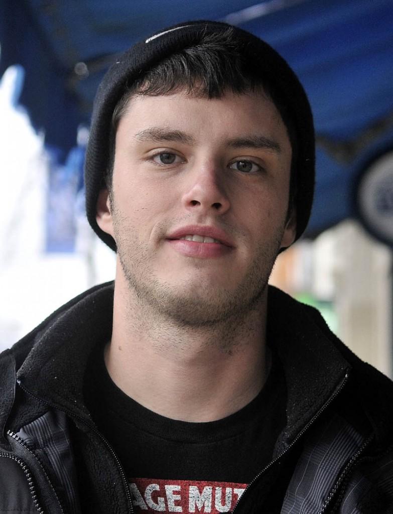 Joshua Fierley, 23, of Skowhegan.