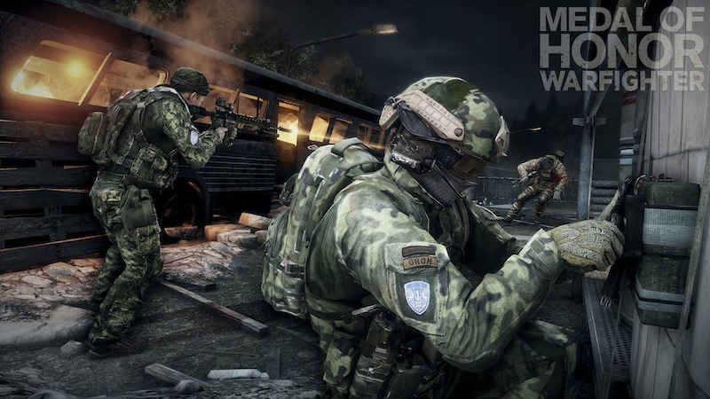 This product image provided by Electronic Arts shows action from the video game