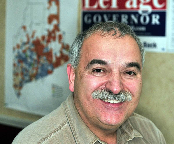 Charlie Webster said Thursday that he won't seek re-election as the chairman of the Maine Republican Party.