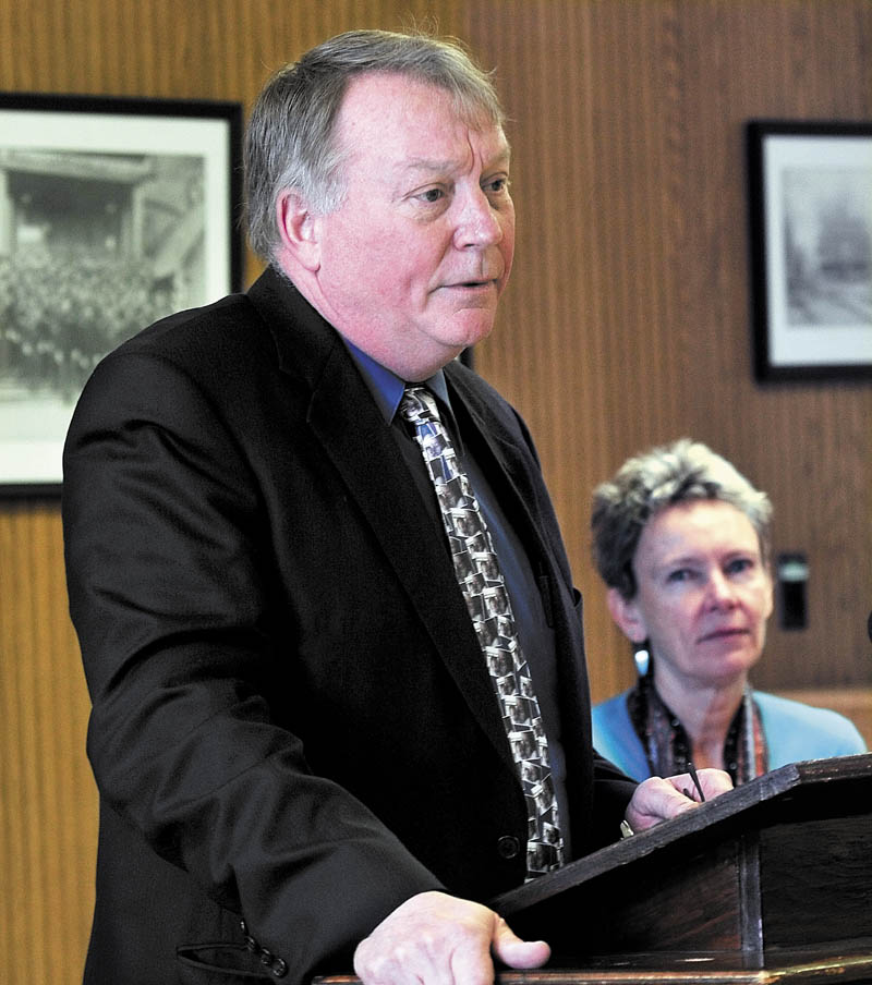 Eric Haley, Alternative Organization Structure 92 superintendent.