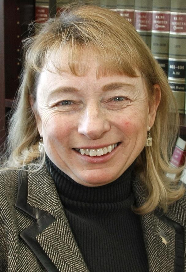 Former Maine Attorney General Janet Mills