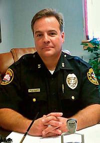 Paul G. Callaghan, Kittery Police Chief.