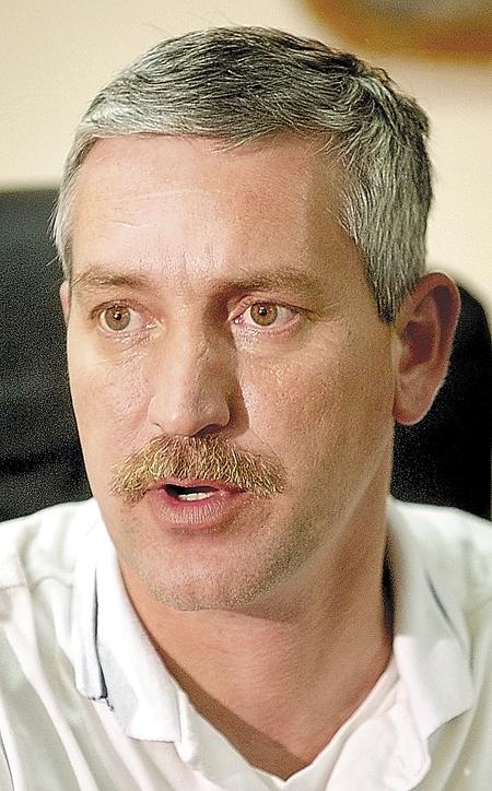 John Emery in 2003.