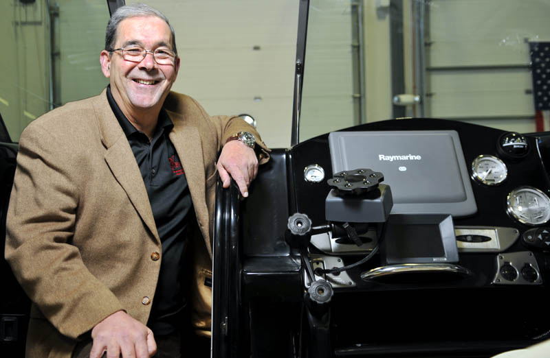 Scott Bolduc, the proprietor of Bolduc Technology Group of Augusta, has been named Business Person of the Year by the Kennebec Valley Chamber of Commerce.