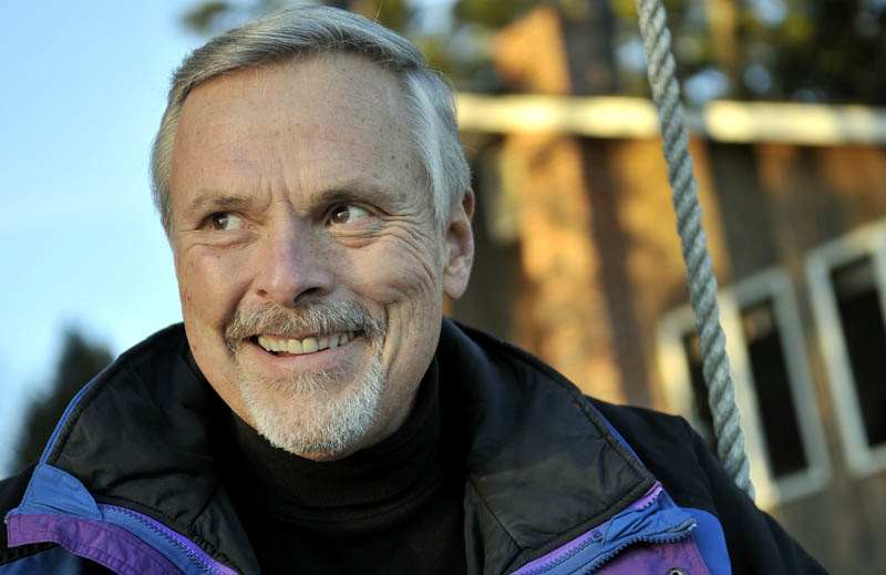 Gary Bennett, 61, of Oakland, has Marfan syndrome, and is trying to spread awareness of his life-threatening condition.