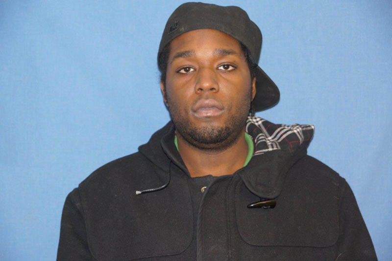 Terrell Washington, 23, of Bronx, N.Y., is charged with two counts of unlawful trafficking in heroin. His bail is set at $25,000.