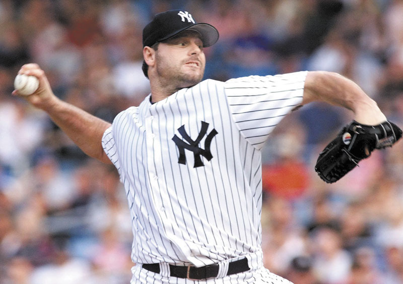 NO GO: Seven-time Cy Young Award winner Roger Clemens will likely not receive the necessary 75 percent of the vote to be inducted into the Hall of Fame, according to an Associated Press survey.
