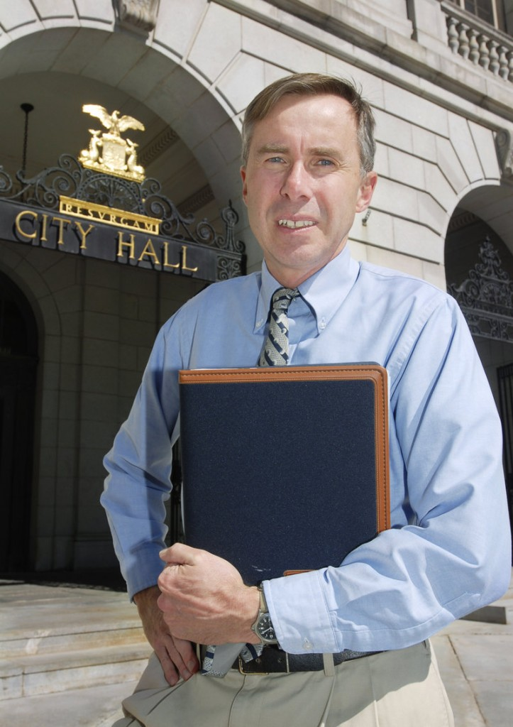 Portland City Councilor Ed Suslovic