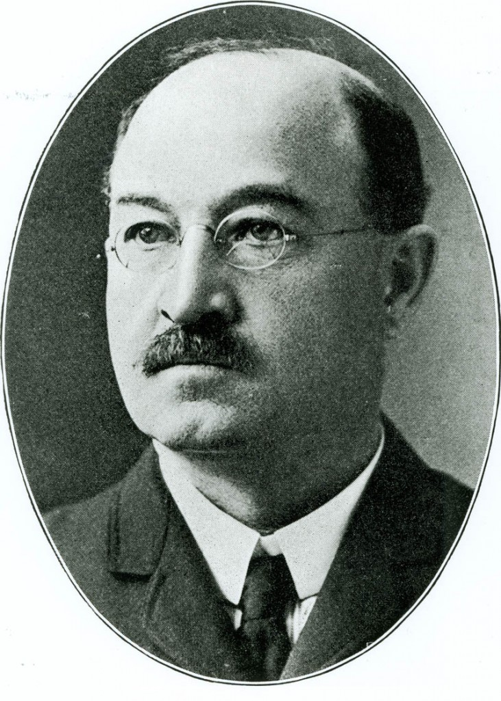 Republican Gov. William T. Haines