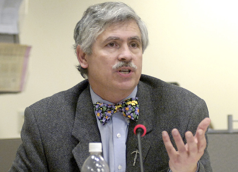 Sen. Tom Saviello, R-Wilton John Patriquin Legislature