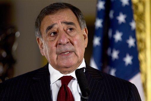 Defense Secretary Leon Panetta