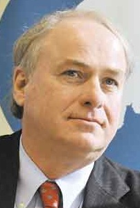 UMaine System Chancellor James Page