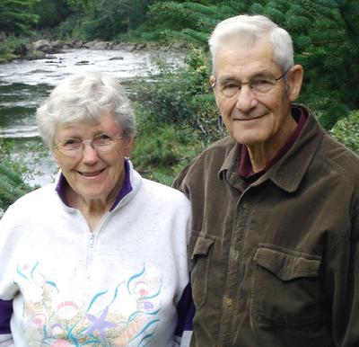 Miriam and Abbott Ladd
