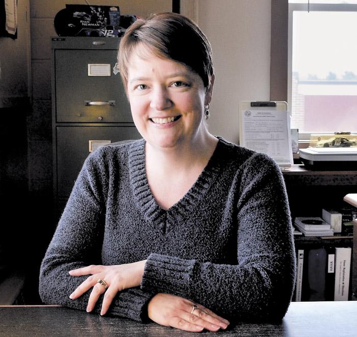 Tracey Stevens