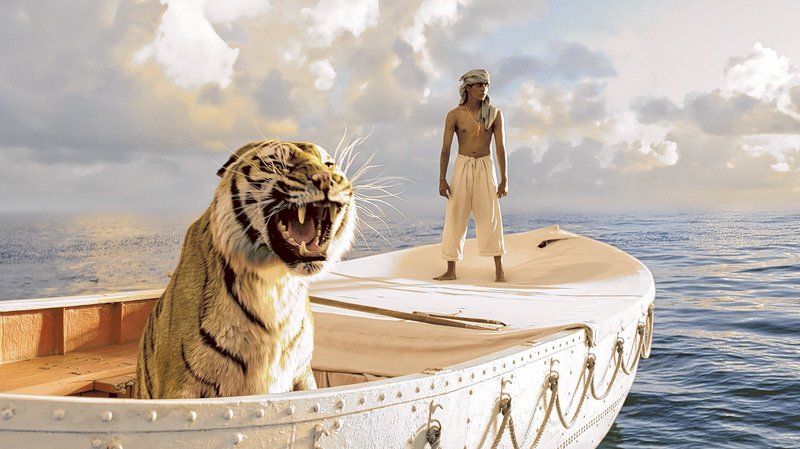 "Ang Lee wins the Oscar for best director for ""Life of Pi,"" which also won for cinematography and visual effects. It is also nominated for best picture."