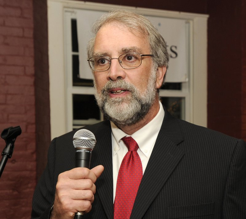 Rep. Alan Casavant, D-Biddeford