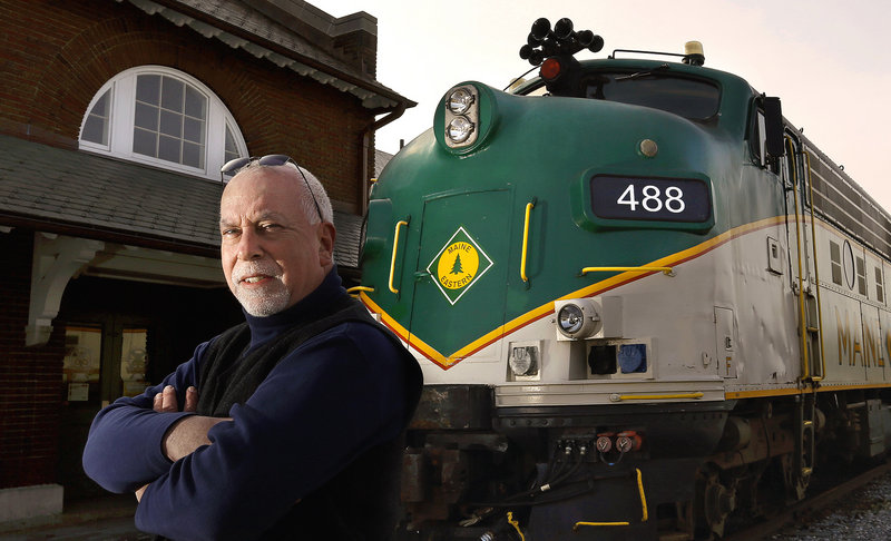 Gordon Page Sr., director of passenger rail operations, Maine Eastern Railroad: