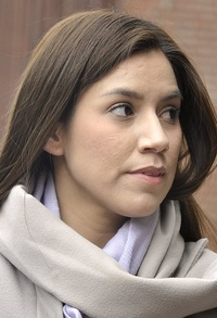 Alexis Wright zumba