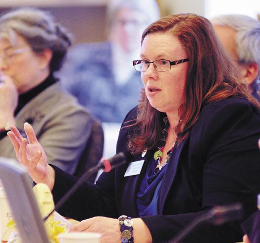 Sen. Colleen Lachowicz, D-Waterville