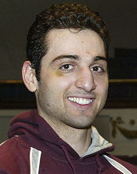 The body of Tamerlan Tsarnaev, a Boston Marathon bombing suspect who was killed in a shootout with police, has been buried in an undisclosed location.