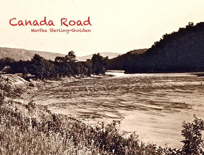 The Canada Road, a route that helped French Canadians move into Maine, is the namesake inspiration of a song by Bingham native Martha Sterling-Golden. She also used her native town's landscape for the single's cover.