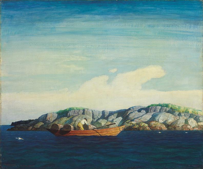 N.C. Wyeth's 1938