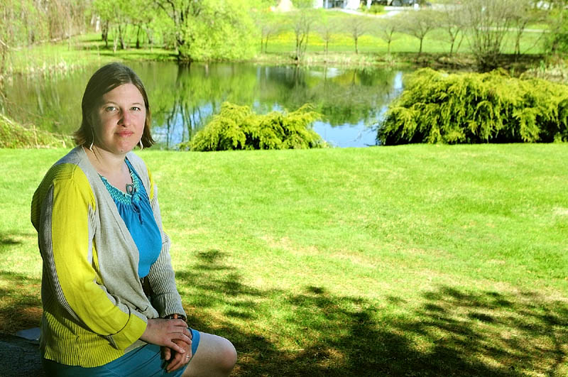 On Saturday, when she graduates from the University of Maine in Augusta, Tessa Hayes will take a step toward a career as an art therapist, helping others cope with mental illness, trauma or disability by creating art. Hayes, who lives in Vassalboro, is this year's winner of the school's Distinguished Student Award.
