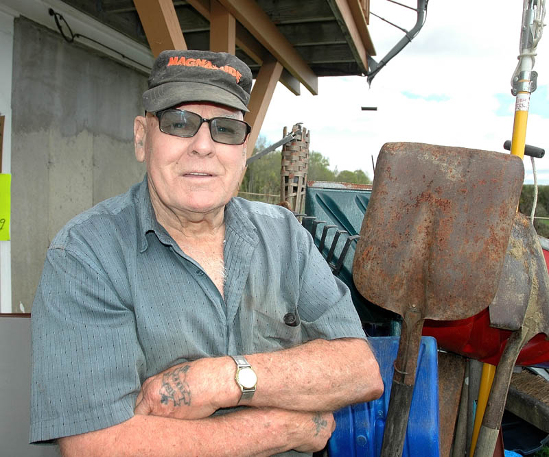 Philip Goodell, 79, of West Ridge Road in Cornville, said he and his late wife, Sandra, were among the original families to have yard sales on the road, 30 years ago this weekend. The yard sales now stretch for 10 miles, from state Route 150 in Cornville to U.S. Route 2 in Skowhegan, and on many side roads along the way.
