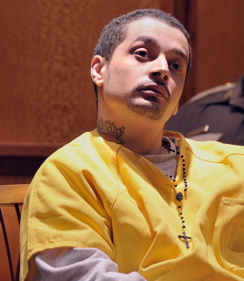 Joel Hayden was convicted of murdering Trevor Mills and Renee Sandora in front of Hayden and Sandora's 7-year-old son.
