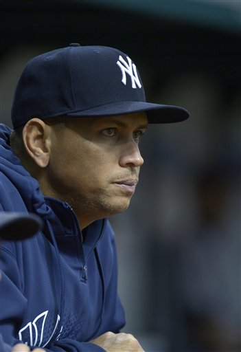 The latest actions of New York Yankees third baseman Alex Rodriguez remind many of the actions of former Yankees outfielder Reggie Jackson in the 1970s.