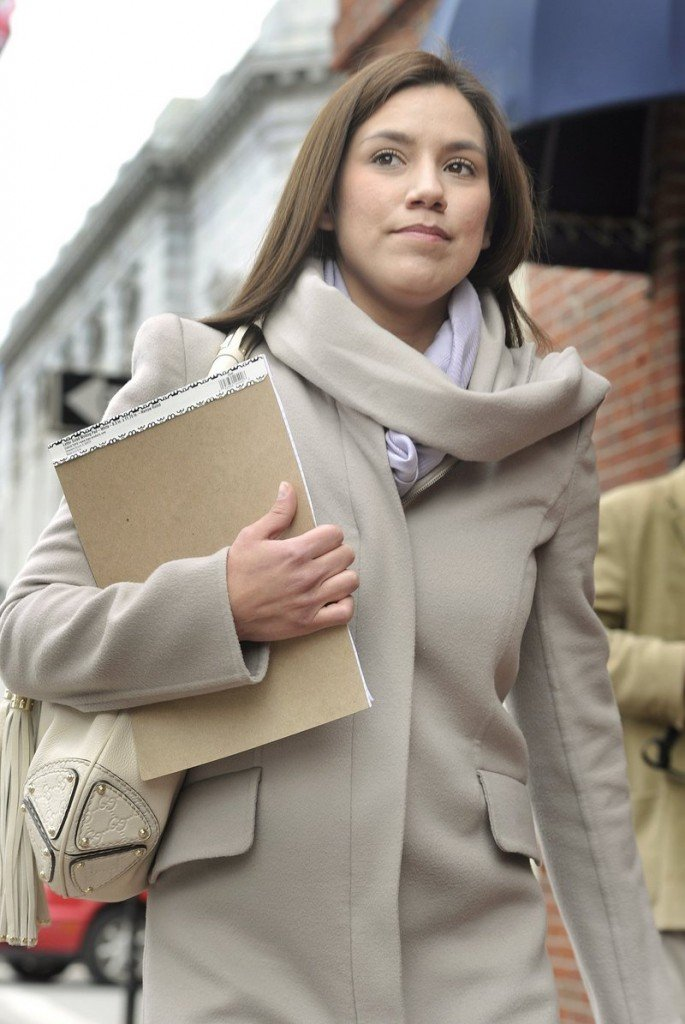 Alexis Wright is expected to be back in court Thursday to testify in the trial of her alleged client Donald Hill. (Press Herald file photo)