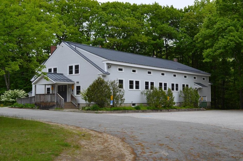 Wescustogo Hall has long been a gathering spot for people in North Yarmouth.