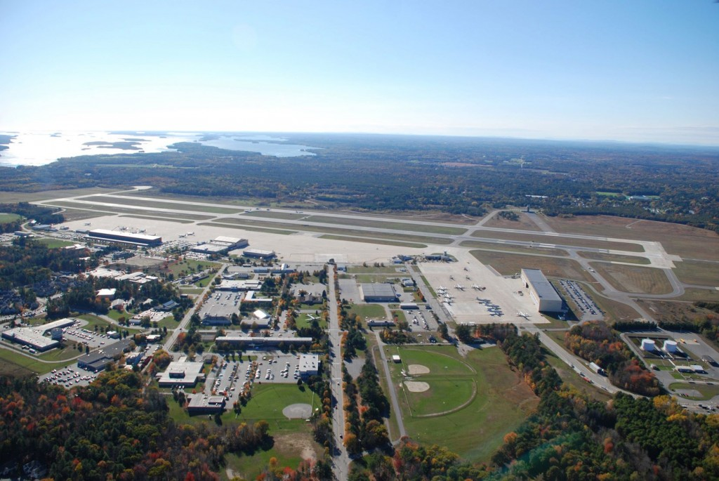 Tempus Jets, an aircraft overhaul company, will move its current operation in Newport News, Va., to what's now called Brunswick Landing, the site of the decommissioned 3,200-acre Navy base in Brunswick, Maine.