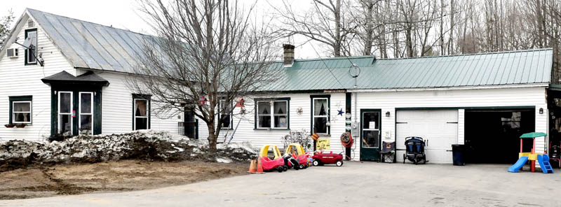 ABC 123 Daycare, owned and operated by Barbara Barstow, on Upper Main Street in Norridgewock.