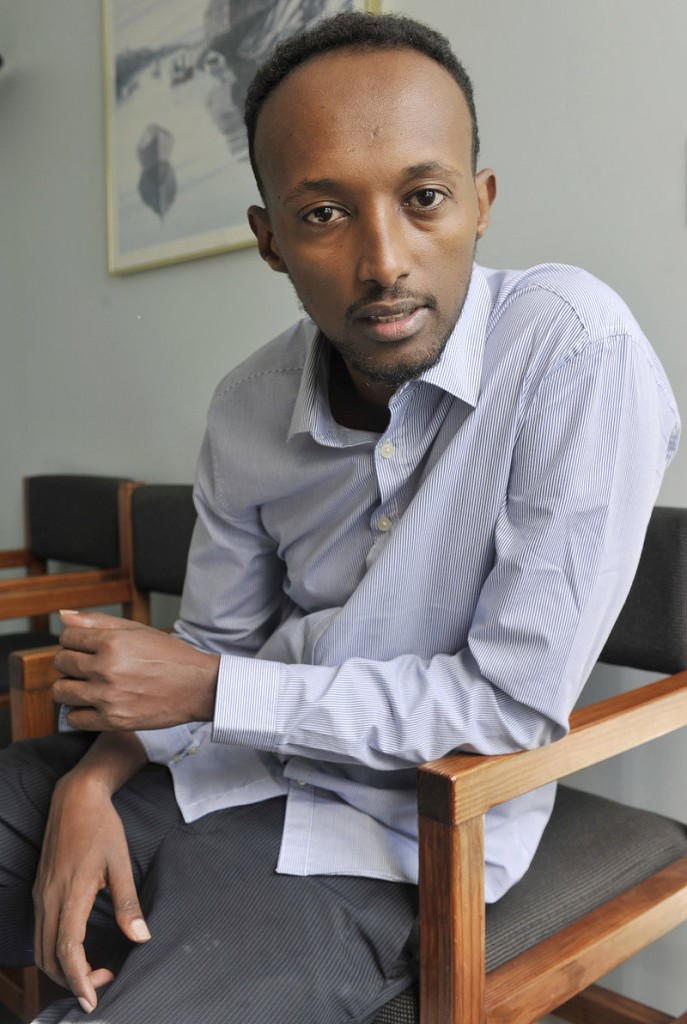 Mohammed Dini, director of the African Diaspora Institute, says Somali-Americans feel a backlash from media reports about a possible connection with the Kenya mall attack.