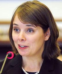 Shenna Bellows will challenge Susan Collins for her U.S. Senate seat.