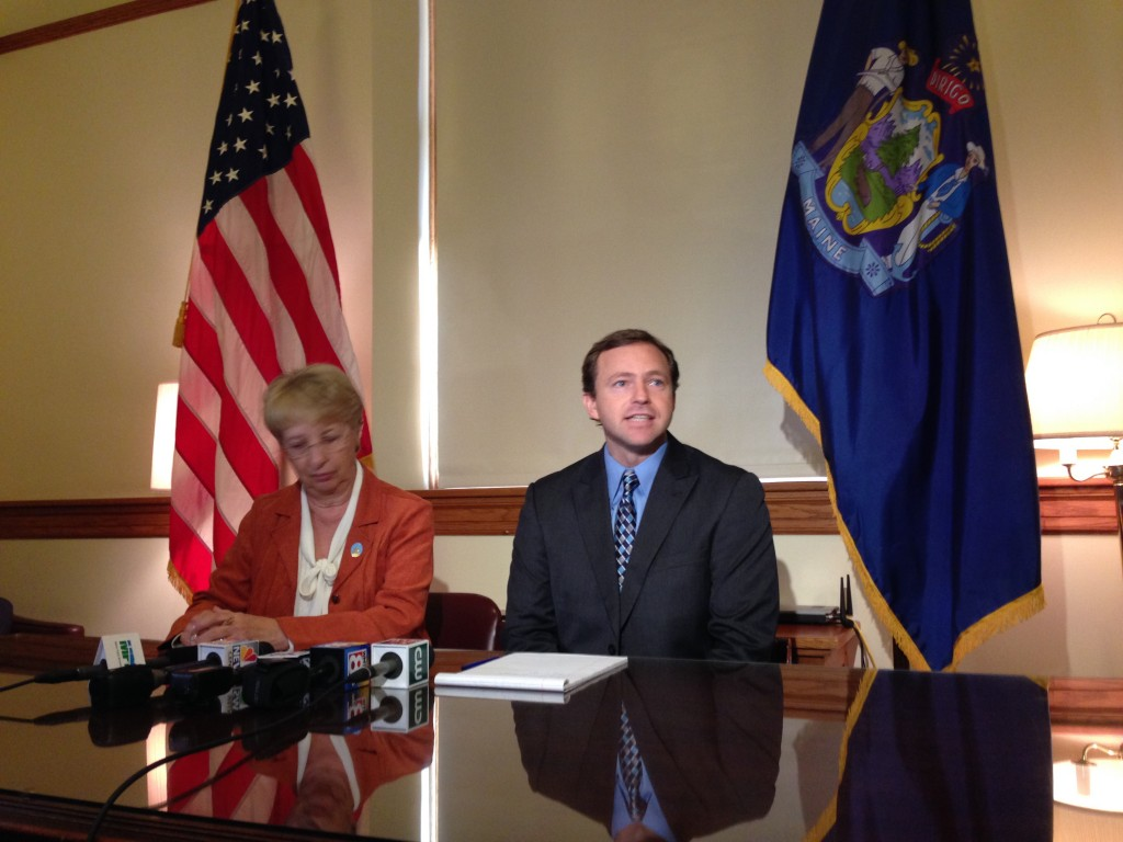 House Speaker Mark Eves, D-North Berwick, said Thursday that Democrats are concerned by Gov. Paul LePage's rejection of Democratic amendments to his emergency declaration and its lack of specificity.