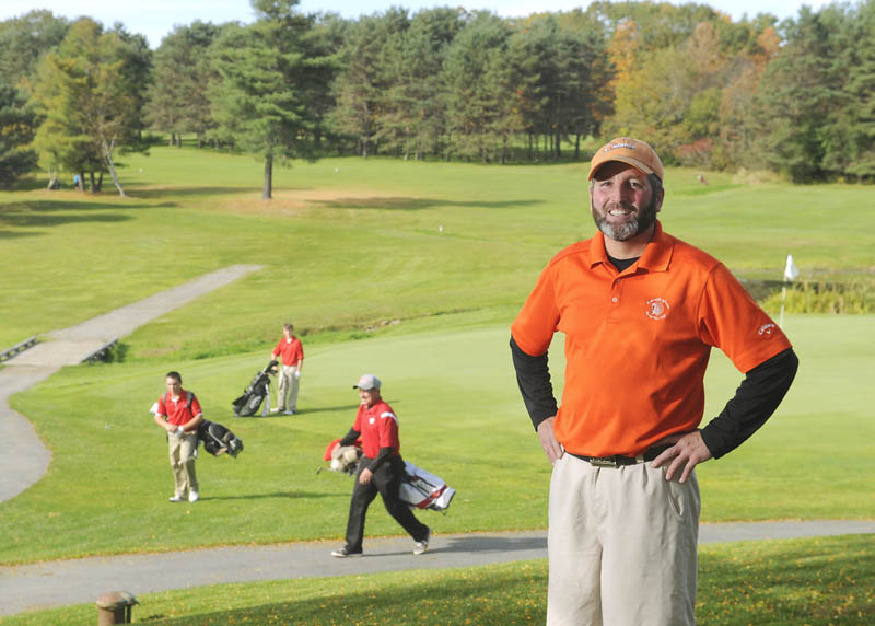 TOURNAMENTS ON TAP: Natanis Golf Course pro Dick Browne is director of the state high school team and individual tournaments this Saturday and next. The Brownes and Natanis have hosted the tournaments for 30 years.