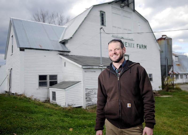 David Wolfe hopes to turn Phoenix Farm in Monmouth into a skills development program for homeless women, he said Sunday at the organic farm.