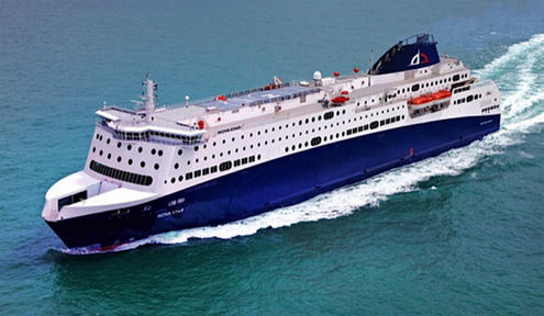 The Nova Star is expected to cruise daily between Portland and Yarmouth, Nova Scotia, starting next May and running through October.