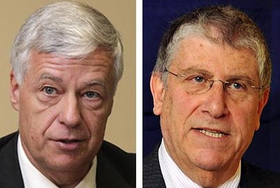 Republican Gov. Paul LePage, left, Democratic Rep. Mike Michaud and independent Eliot Cutler: Compared to 2010, the field of fewer candidates this year should make it easier for voters to zero in on a favorite.
