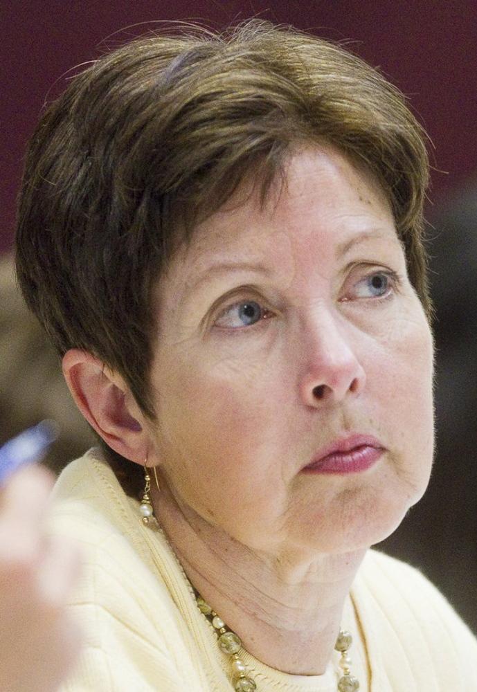 Maine DEP Commissioner Patricia Aho
