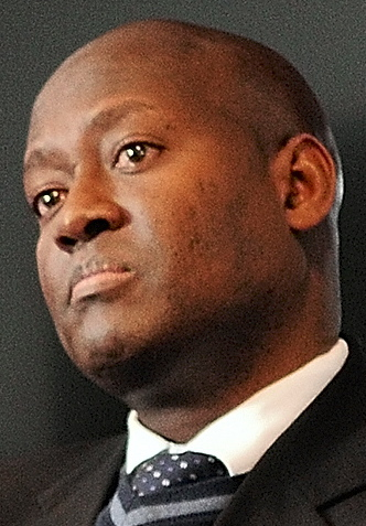 Alain Bitariho, an asylum seeker from Burundi.